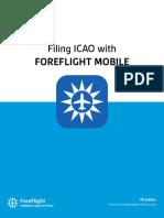 v9.6 - Filing With Foreflight Mobile