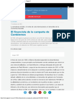 El Financista de La Campaña de Cambiemos La Anest Página12