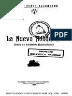 La Nueva Honduras Hacia Un Verdadero Nacionalismo