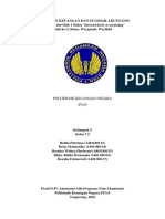 Resume Chapter 1 - Financial Reporting and Accounting Standard
