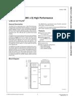 27C010 Fairchild Semiconductor Datasheet