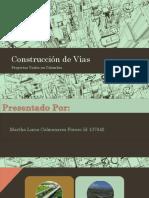 Construcción de Vías_