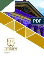 Dación en Pago - Revista Letigium