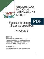 Proyecto 5 Servidor Samba