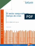 Sector Asegurador en Tiempos de Crisis