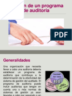 Proceso_Gestion Programa Auditoria
