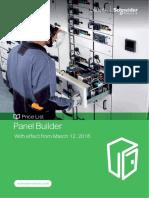 Panel Builder _Mar 2018