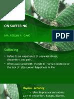 On Suffering