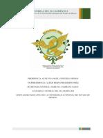 REGLAMENTO GENERAL DEL SLUAEMÉX2018