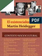 Martín Heidegger - Existencialismo Ateo.pptx