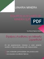 Maquinaria Minera Servicios Auxiliar