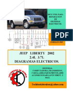 2002 Jeep Liberty Diagramas Electricos Libro