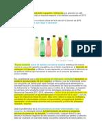 Evaluacion de Postulados Del Agua Azucarada