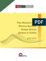 PM 2015 - 2019 RN Pampa Galeras