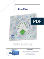 User Manual Pro-Fluo en v.1