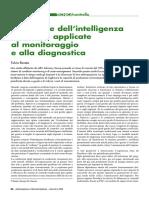 Inteligencias aplicada al monitoreo del diagnostico.