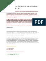 Todo lo que debemos saber sobre Audio en FLAC.docx