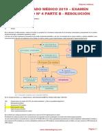 RM 19 - Examen Simulacro 4 B - Resolución