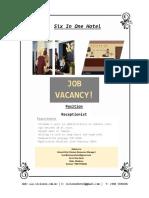 Receptionist - Ad (1)