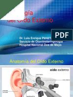 17.08.18 - T4. Patología Del Oído Externo