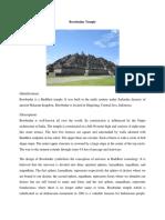Borobudur Temple.docx