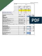 Design of PSC Cross Girder as Per IRC 112