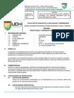 Silabo Grafico Plastico 2018-II- Original