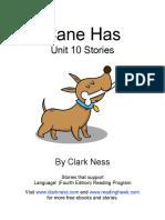 Unit 10 Stories
