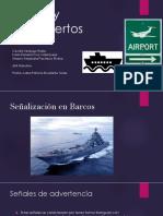 Barcos y Aeropuertos