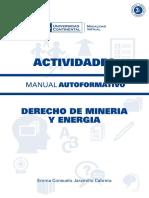 A0110 MA Derecho de Mineria y Energia ACT ED1 V1 2015