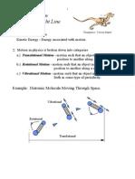 AP Ch 2 Notes (1D Motion)