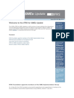 IFRS for SMEs Update May 2014