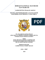 Avance de Informe Final 2018