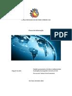 Trabalho Geografia C Características Político-Económicas Nas Últimas Décadas Do Século XX
