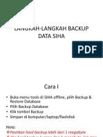 01. Langkah-Langkah Back Up Data SIHA.ppt