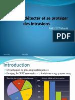 Palud t Ir3 Presentation Xpose - Ids-ips