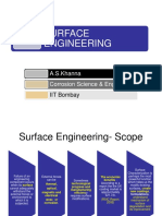 Surface Engg