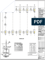 Ga Drawings -Sheet 4 Foundation Layout