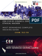 CEH v10 Module 02 - Footprinting & Reconnaissance - Www.ethicalhackx.com