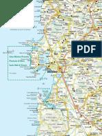 7 Cartina Sardegna Oristano Sinis CapoFrasca Ovest