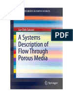 A Systems Description of Flow Through Porous Media