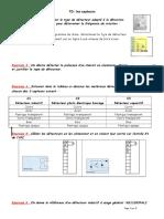 La Detection TDNo1