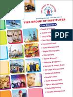 Ties Group of Institutes Brochure