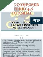 CCS4 Tutorial