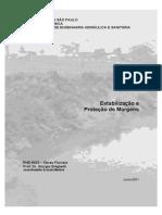 Estabilização e Proteção de Margens