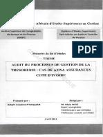 Audit du processus de gestion de la trésorerie AMSA ASSURANCE.PDF