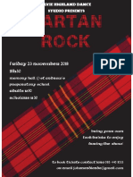 2018 Concert Poster