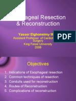 1 Dryasseresophaegealresectionreconstruction Final 100618110254 Phpapp02
