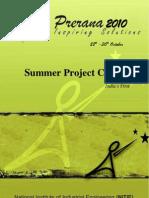 SPC 2010 Guidelines