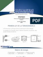 Clase 03 - Unidad 02 - Primera Ley de La Termodinámica y Eficiencia Energética